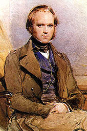 Charles Darwin in the late 1830's