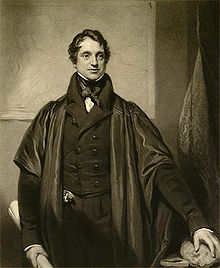 Portrait of Adam Sedgwick