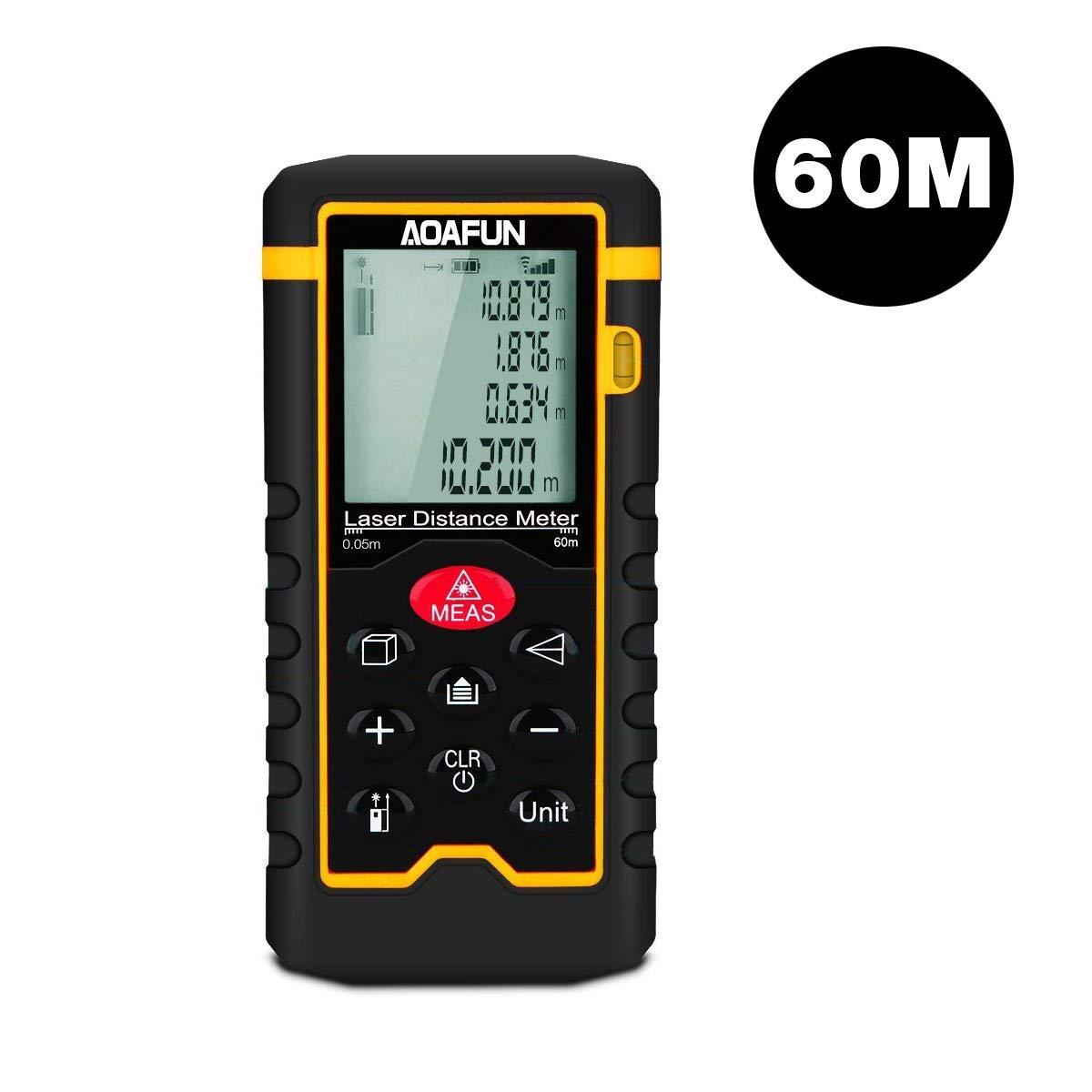 Test et Avis : Aoafun AFAT010, un télémètre laser pas cher !