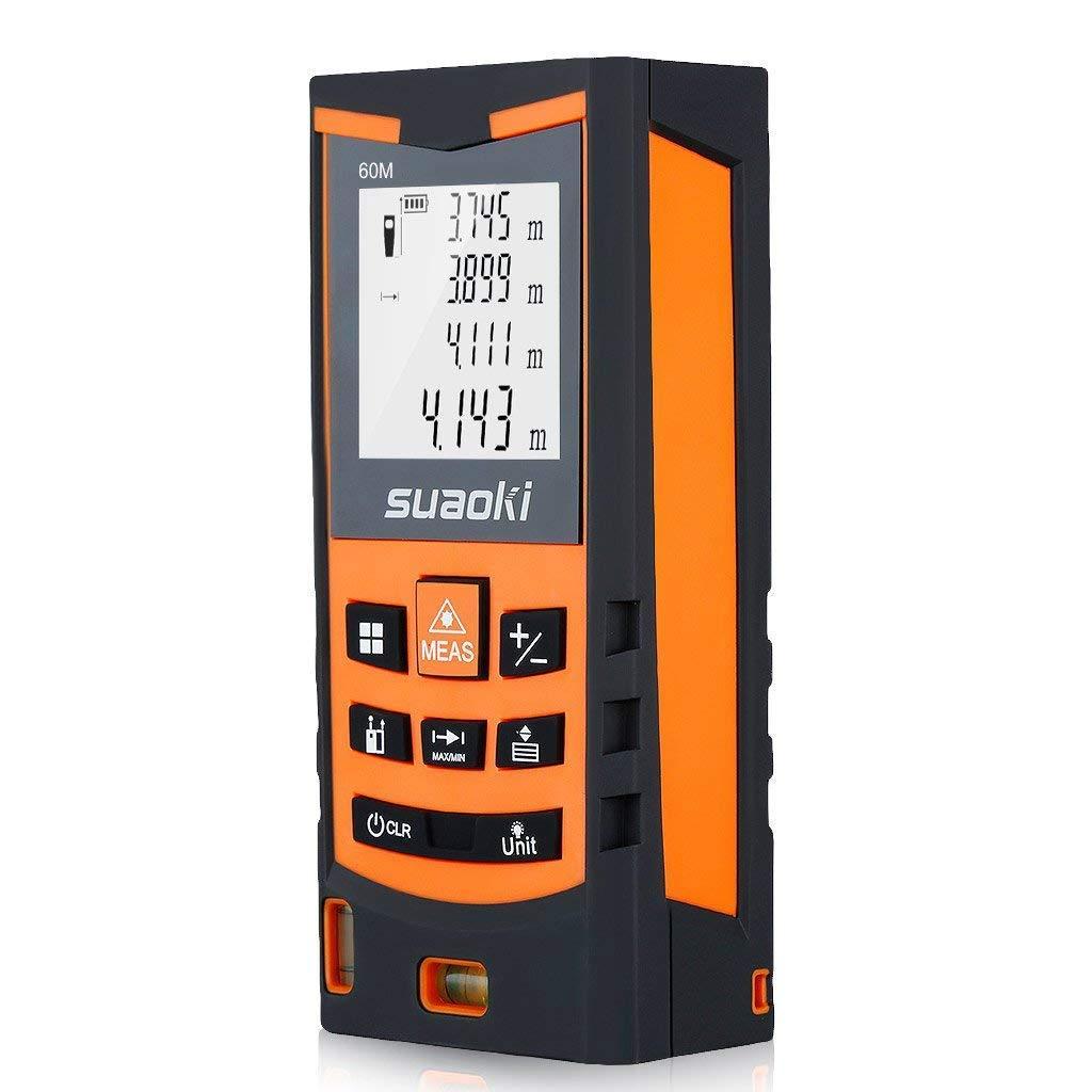 Test et Avis : Suaoki S9, l'un des télémètres laser les plus populaires