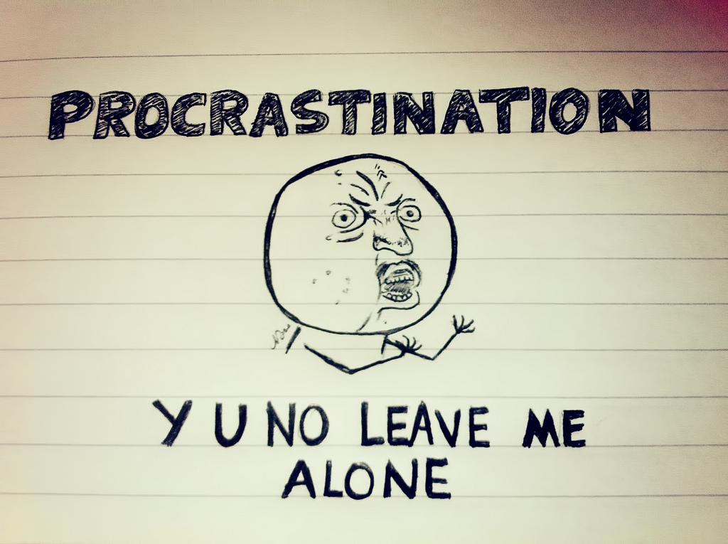 e2b89948 Why You Love to Procrastinate & What You Can Do to Stop