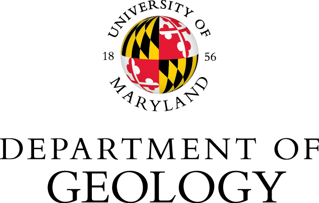 Department of Geology Logo