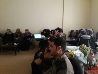 سمنار د.وفاء 3-1-2017