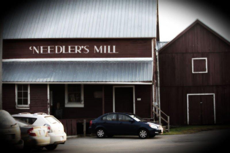 Millbrook, Ontario Landmark:  Needler's Mill