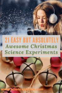 21 Easy But Absolutely Awesome Christmas Science Experiments - http://sciencealcove.com/2017/10/easy-christmas-science-experiments/