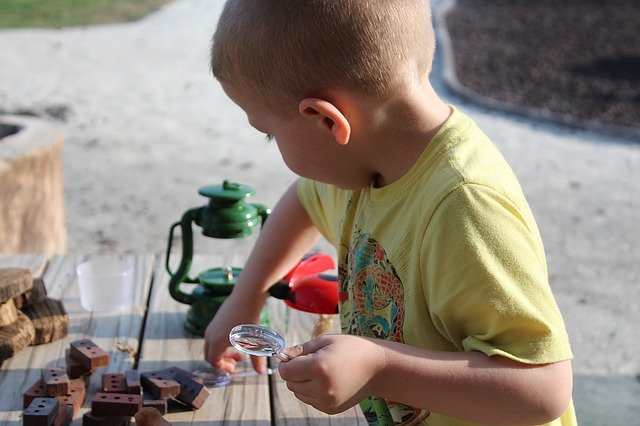 Elementary school resources to get kids into science