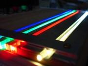 Seitenlichtfasern
