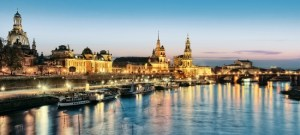 Dresden - Tagungsort für die Forschungssprecher im Jahr 2012