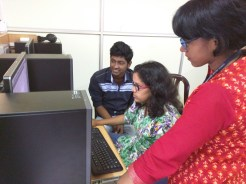 ASAS students Reporting Science Aug16