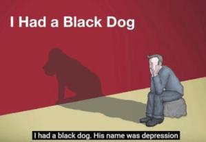 """I Had a Black Dog"""