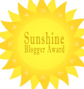 Sunshine award new