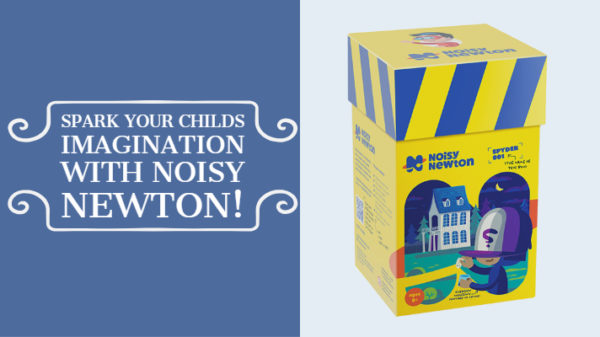 Spark your Childs Imagination with Noisy Newton!