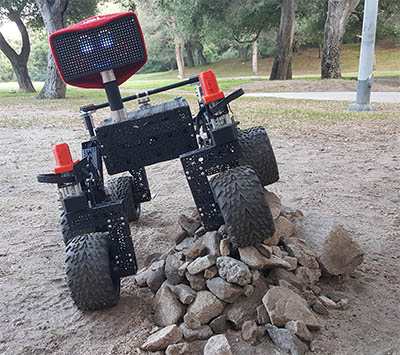 Build Your Own Rover Science and Technology
