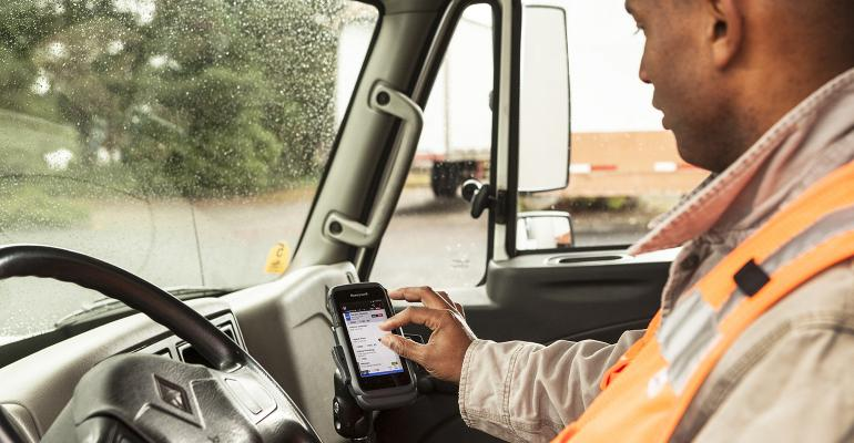 Honeywell and Omnitracs launch software for truck drivers