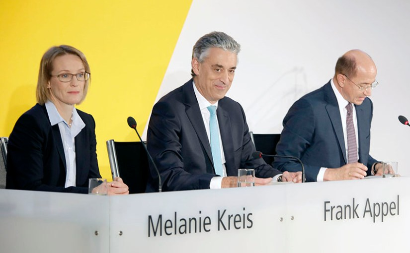 Deutsche Post DHL Group continues profitable growth trajectory in third quarter
