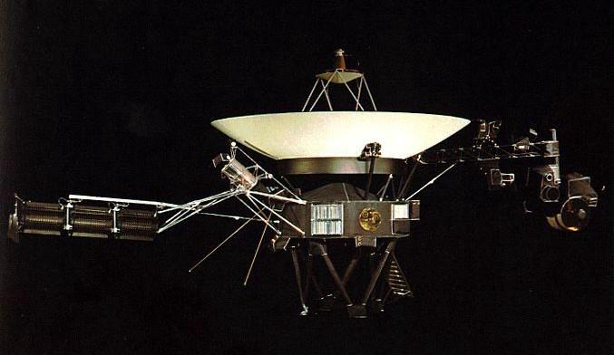 photo de la sonde voyager 2