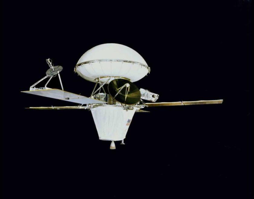 Les sondes martiennes