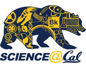Science@cal Bear Logo