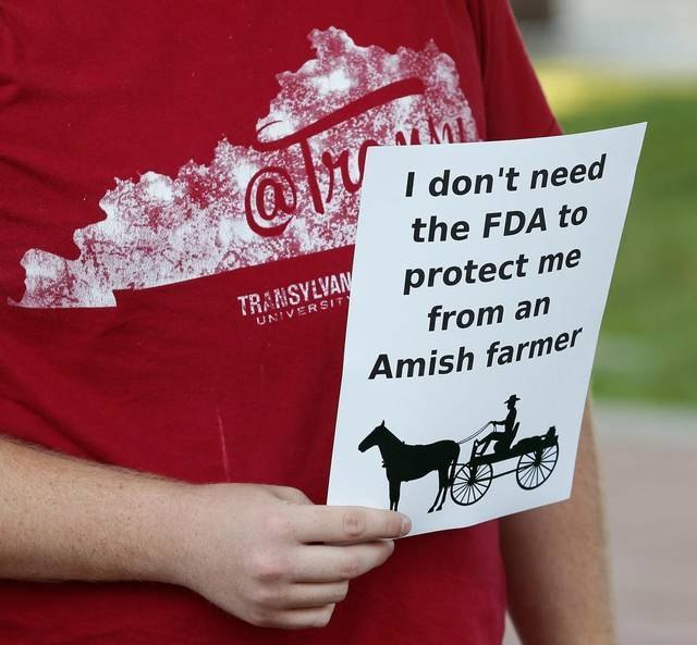 Amish Farmer Jailed for Selling Snakeoil