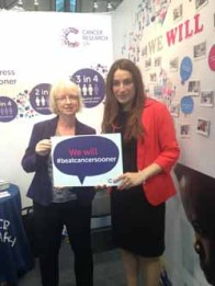 Luciana Berger MP, Labour (right)