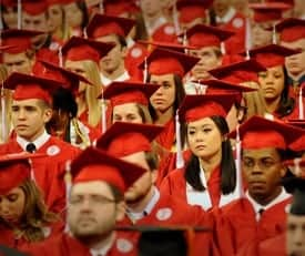 Graduation Year Drives Facebook Connections for College Grads
