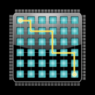 Computer chips that mimic the brain in real time