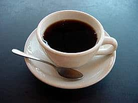 Caffeine 'Traffic Light': Do you want to know how much caffeine is in your drink?