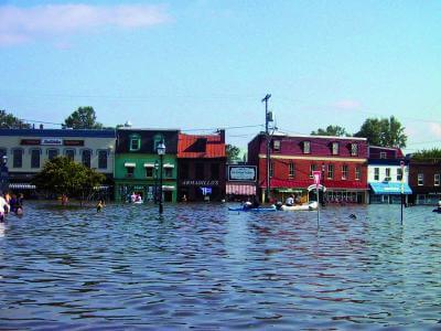 Maryland's seashore level could rise 2 feet
