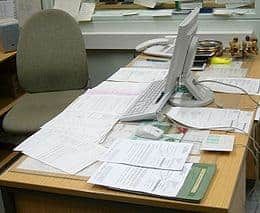 Tidy desk or messy desk? Each has its benefits