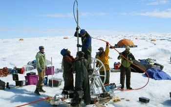 New drilling technique helps reveal the 'plumbing' beneath the Greenland Ice Sheet