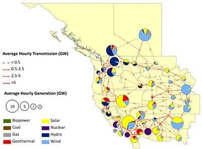 Solar energy could supply one-third of power in U.S. West