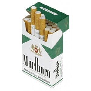 Young people smoking more menthols