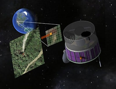 Time is ripe for fire detection satellite