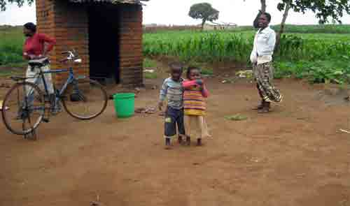 malawi-village