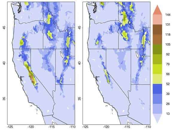 Amazon deforestation could mean droughts for western U.S.