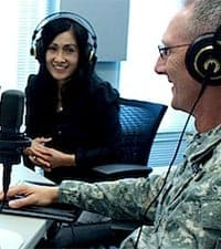 Returning home broken not the norm for U.S. veterans