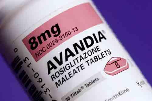 FDA eases up on diabetes drug Avandia