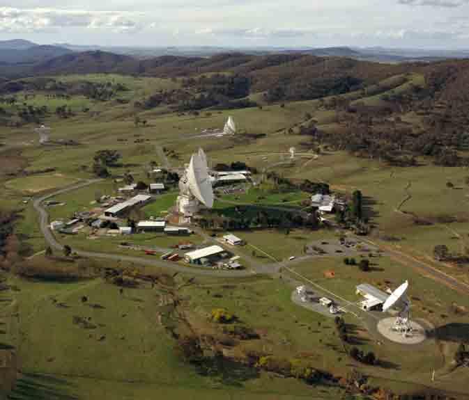 NASA's Deep Space Network Celebrates 50 Years