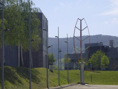 Algorithm improves the efficiency of small wind turbines