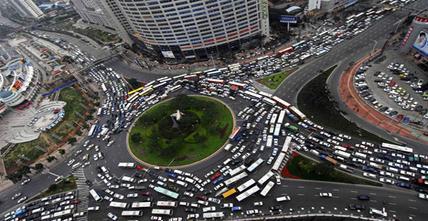 'Super circles' to lessen rush-hour headaches