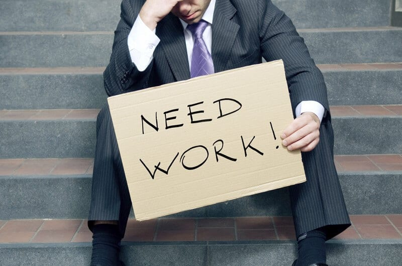 Losing Your Job Could Kill You, But Recessions Could Be Good For Your Health