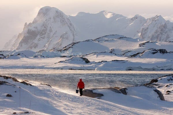 Record-high temperatures for Antarctic region confirmed