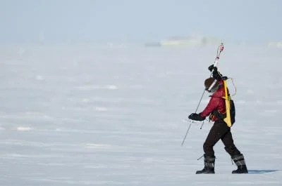 Snow has thinned on Arctic sea ice