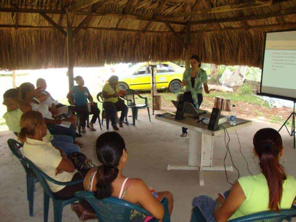 Project to reduce violence in Panama City with improved parenting