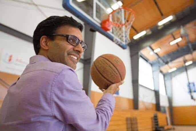 Researchers dive into big data to predict NBA winners