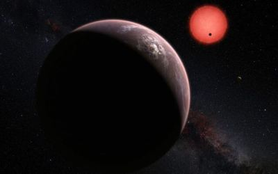 Scientists discover potentially habitable planets