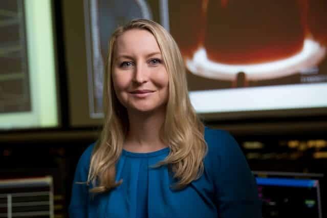Anne White: A passion for plasma