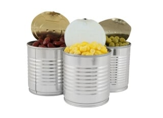 Study shows link between canned food, hormone-disrupting chemical