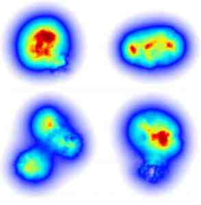 Scientists model the 'flicker' of gluons in subatomic smashups