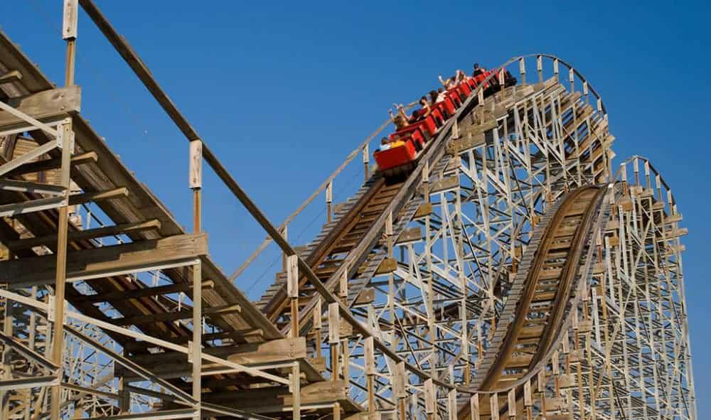 Got kidney stones? Ride a roller coaster
